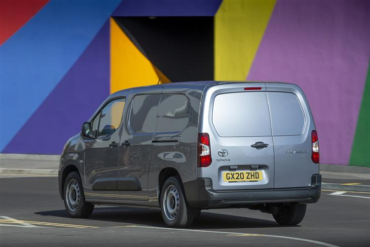 Toyota Proace City L1 Diesel 1.5D 100 Active Van [Smart Cargo]