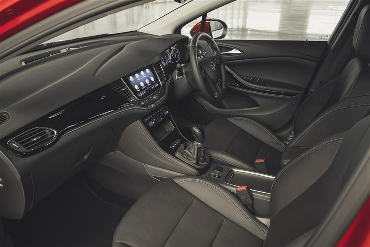 Vauxhall Astra 1.4 Turbo SRi Nav 5dr Auto image 7