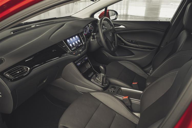Vauxhall Astra 1.5 Turbo D 105 SRi 5dr image 16