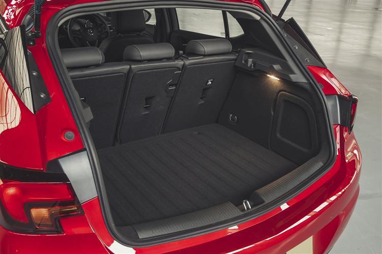 Vauxhall Astra 1.5 Turbo D 105 SRi 5dr image 8