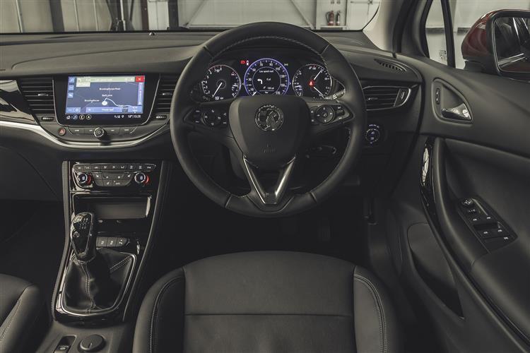 Vauxhall Astra 1.5 Turbo D 105 SRi 5dr image 9