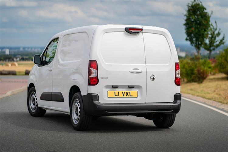 Vauxhall Combo Cargo Combo L1 Diesel 2300 1.5 Turbo D 130ps H1 Elite Van