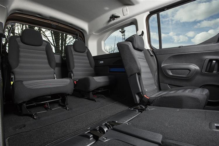 Vauxhall Combo Life Energy 1.5 130PS Turbo D image 5