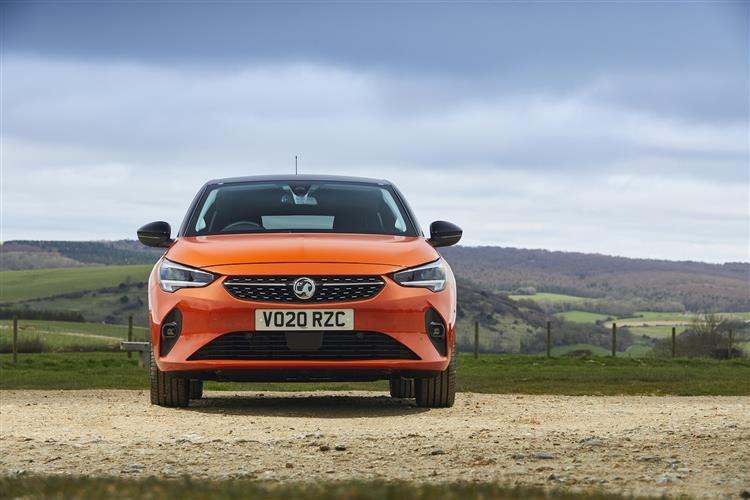 Vauxhall Corsa-e 100kW SE Nav Premium 50kWh 5dr Auto [7.4kWCh] image 2