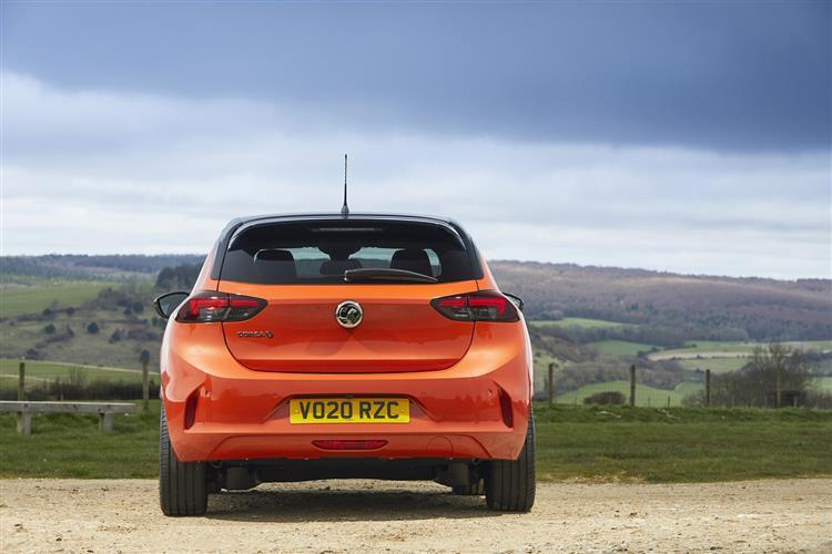 Vauxhall Corsa-e 100kW SE Nav Premium 50kWh 5dr Auto [7.4kWCh] image 3