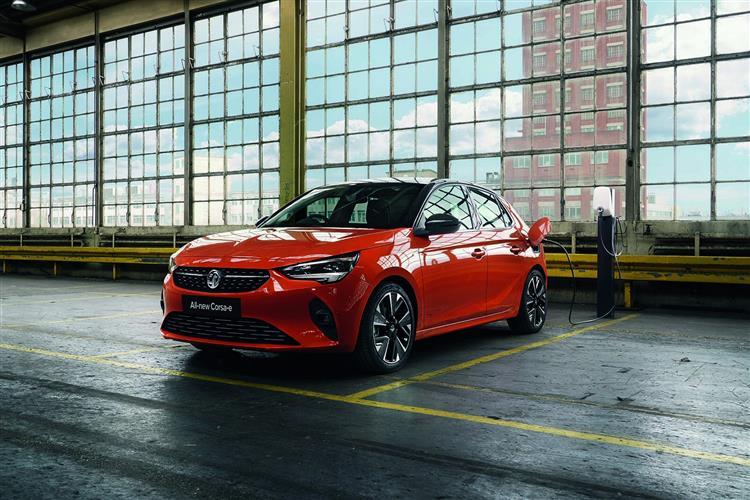 Vauxhall Corsa-e 100kW SE Nav Premium 50kWh 5dr Auto [7.4kWCh] image 4