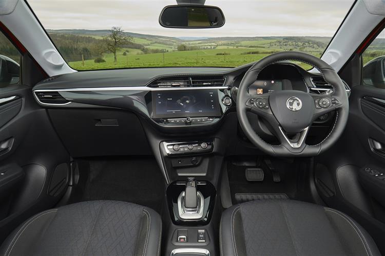 Vauxhall Corsa-e 100kW SE Nav Premium 50kWh 5dr Auto [7.4kWCh] image 9