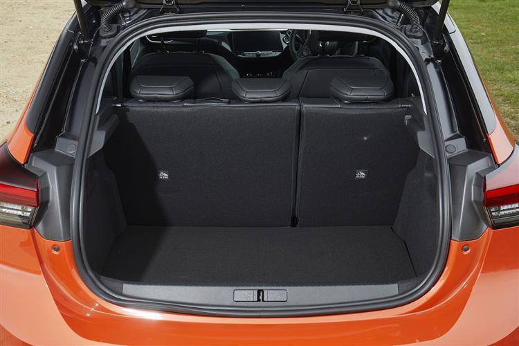 Vauxhall Corsa-e 100kW SE Nav Premium 50kWh 5dr Auto [7.4kWCh] image 10