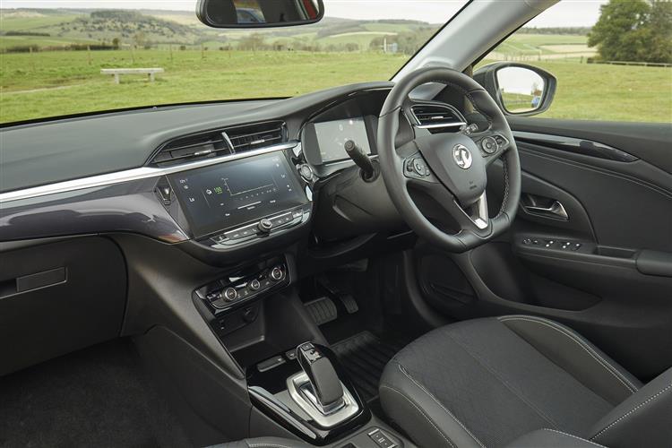 Vauxhall Corsa-e 100kW SE Nav Premium 50kWh 5dr Auto [7.4kWCh] image 11
