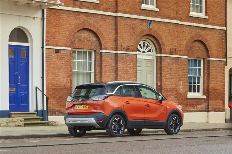 Vauxhall CROSSLAND 1.5 Turbo D SE Nav Premium 5dr