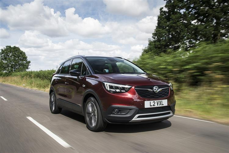 Vauxhall Crossland X 1.2 [83] Griffin 5dr [Start Stop] image 2