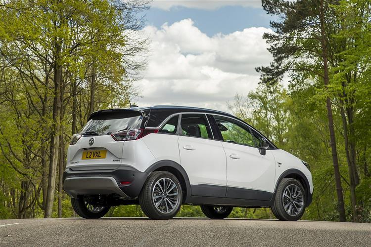 Vauxhall Crossland X 1.2 Elite image 1