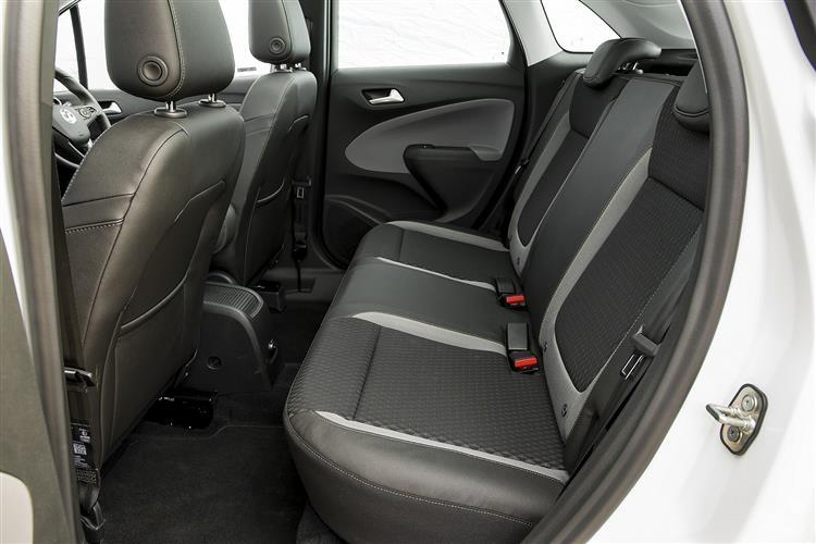 Vauxhall Crossland X 1.2 Elite image 8