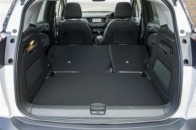 Vauxhall Crossland X 1.2 Elite image 9