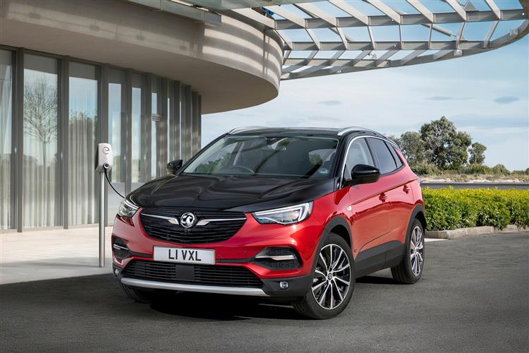Vauxhall Grandland X 1.5 Turbo D Business Edition Nav 5dr Auto image 1