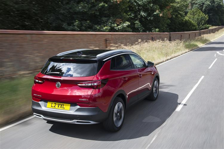 Vauxhall Grandland X 1.5 Turbo D Business Edition Nav 5dr Auto image 4