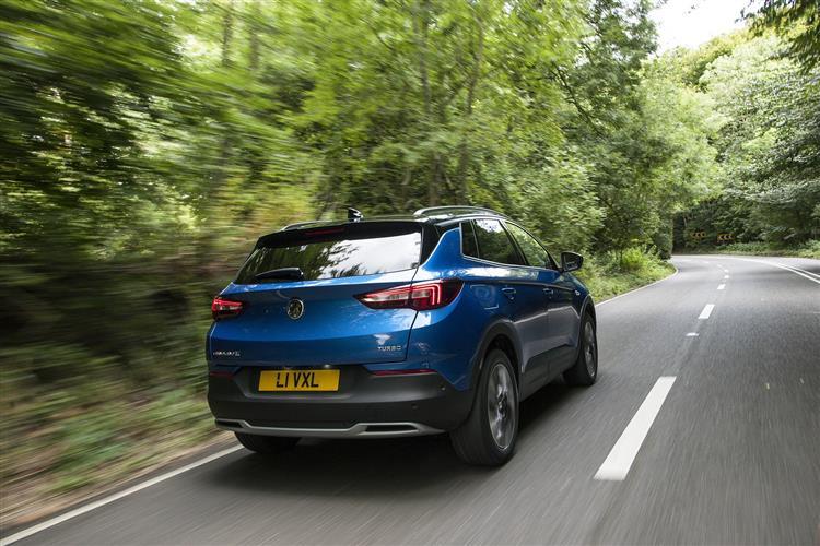 Vauxhall Grandland X 1.2 Turbo Elite Nav image 3