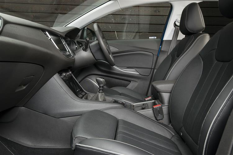 Vauxhall Grandland X 1.2T Sport Nav 5dr image 7