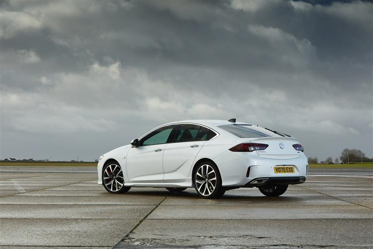 Vauxhall Insignia Grand Sport 1.5 Turbo Design image 2