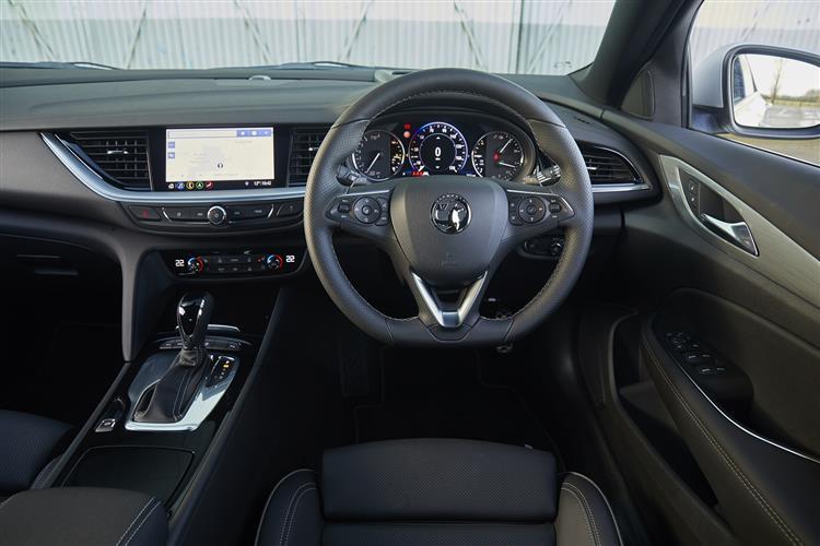 Vauxhall Insignia 1.5 Turbo D Ultimate Nav 5dr Auto Diesel Hatchback