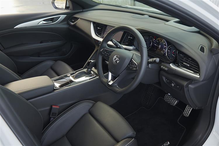 Vauxhall Insignia Grand Sport 1.5 Turbo Sri image 9