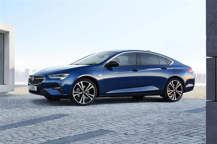 New Vauxhall Insignia GSi review