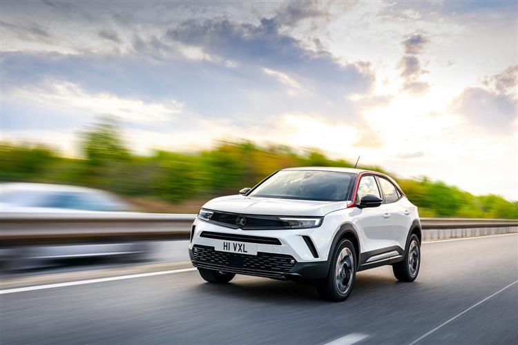 VAUXHALL MOKKA 100kW SRi Nav Premium 50kWh 5dr Auto