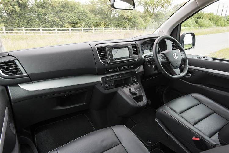 Vauxhall Vivaro Life 2.0 Turbo D 140PS Elite L 5dr [8 Seat] Diesel Estate