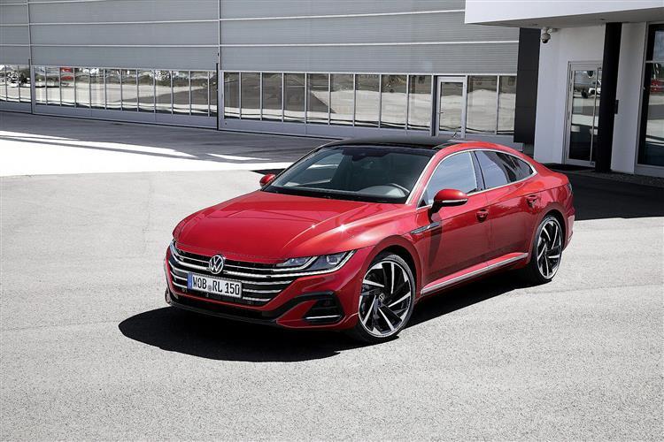 Volkswagen ARTEON DIESEL FASTBACK 2.0 TDI EVO SCR R Line 5dr