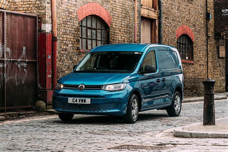 Volkswagen CADDY CARGO C20 DIESEL 2.0 TDI 75PS Commerce Van