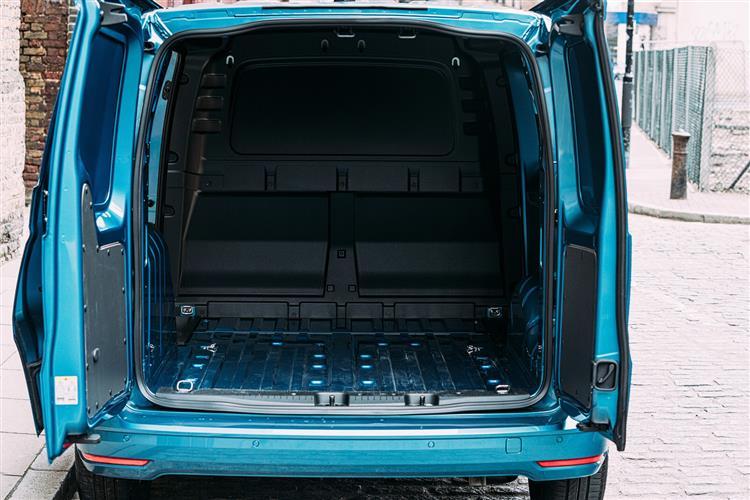 Caddy Cargo Van