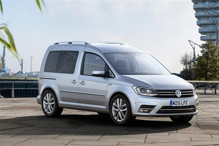 Volkswagen CADDY MAXI LIFE C20 DIESEL ESTATE 2.0 TDI 5dr DSG