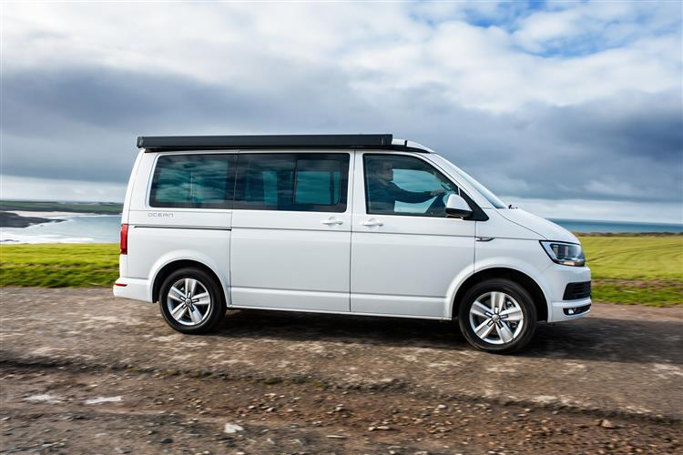 New Volkswagen California review