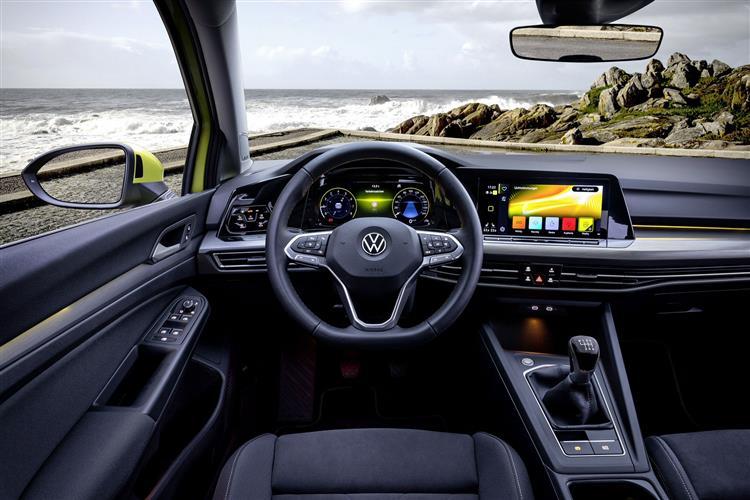 Volkswagen GOLF 1.5 eTSI 150 R Line 5dr DSG