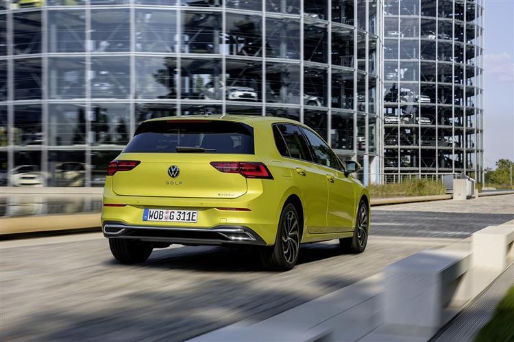 Volkswagen Golf 1.4 TSI eHybrid Style 5dr DSG Hatchback