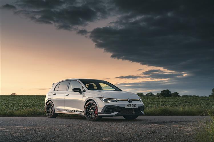 Volkswagen Golf 2.0 TSI GTI 5dr DSG Petrol Hatchback