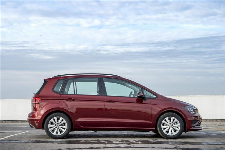 New Volkswagen Golf SV 1.5 TSI EVO review