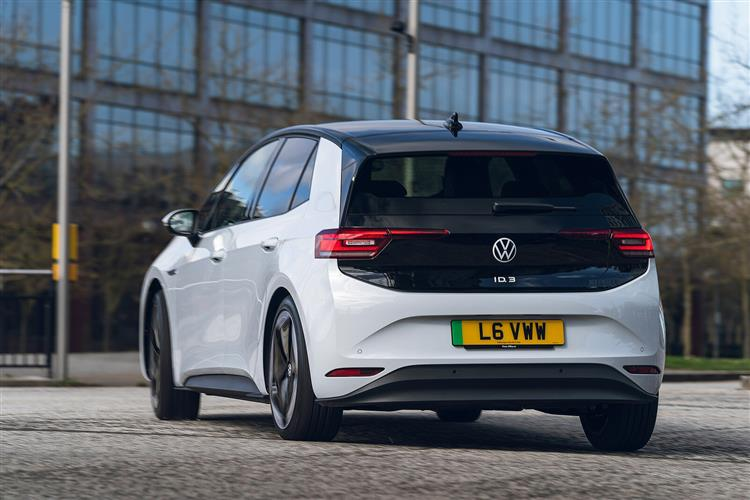 Volkswagen Id.3 107KW Life Pro 58kWh 5dr Auto Electric Hatchback