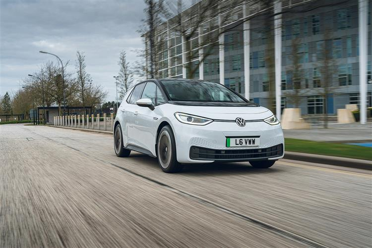 VOLKSWAGEN ID.3 ELECTRIC HATCHBACK 150kW Tour Pro S 77kWh 5dr Auto