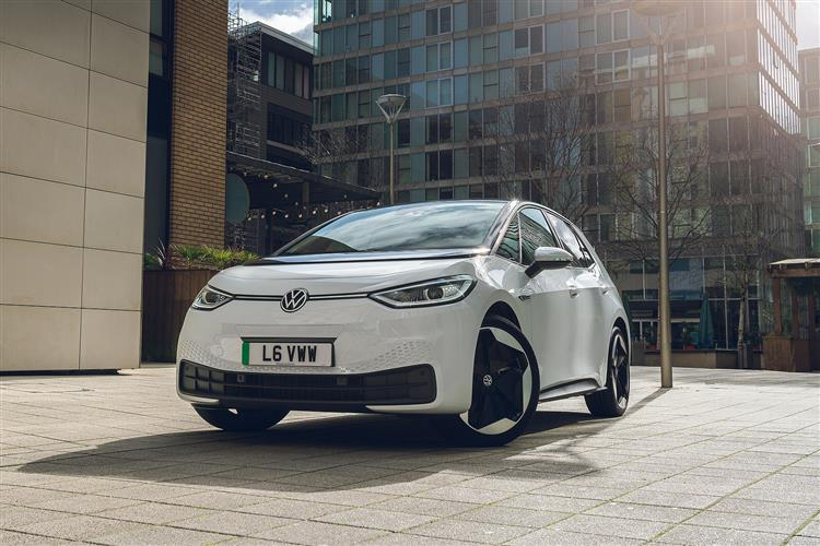 VOLKSWAGEN ID.3 ELECTRIC HATCHBACK 110kW Life Pure Performance 45kWh 5dr Auto