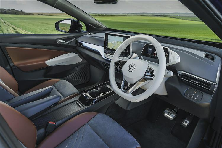 Volkswagen Id.4 125kW Life Pure Performance 52kWh 5dr Auto Electric Estate