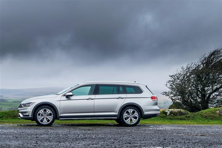 New Volkswagen Passat Alltrack review
