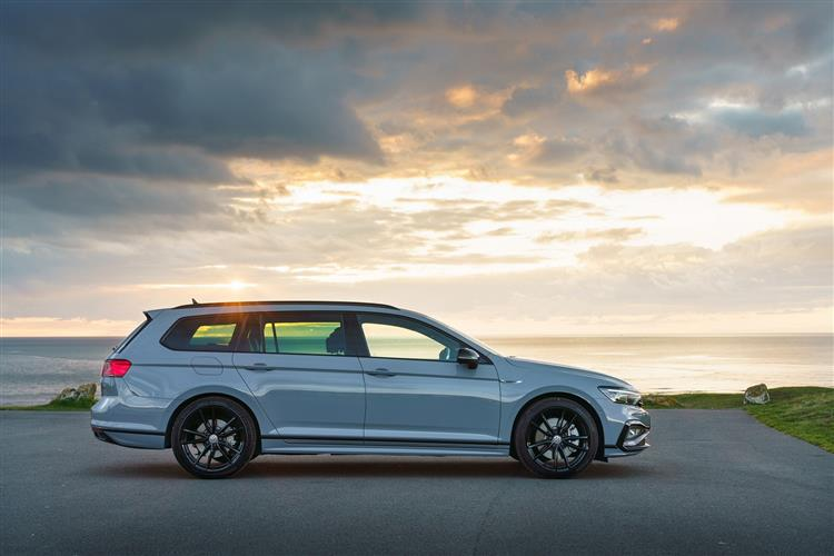 Volkswagen PASSAT 1.6 TDI SEL 5dr DSG