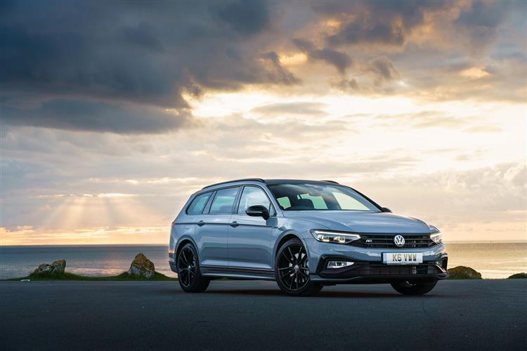 Volkswagen PASSAT DIESEL ESTATE 2.0 BiTDI 240 R-Line Edition 4MOTION 5dr DSG
