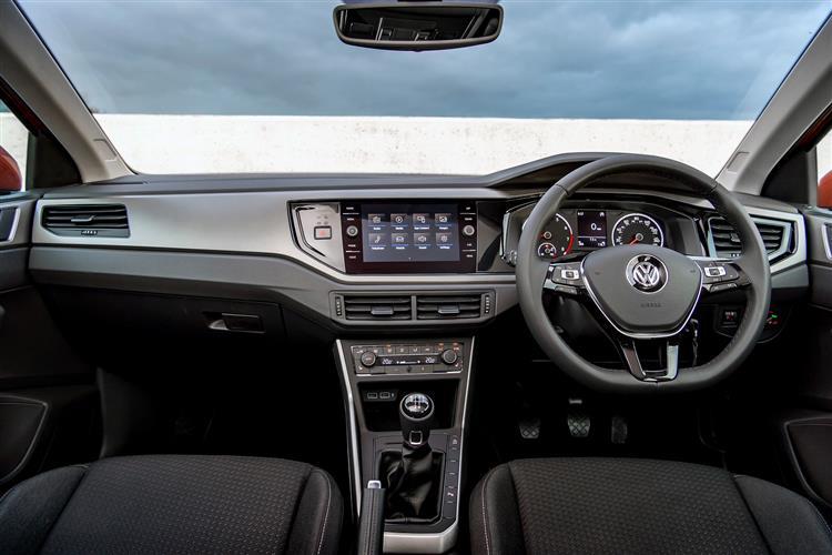 Volkswagen POLO 1.0 TSI 95 Match 5dr