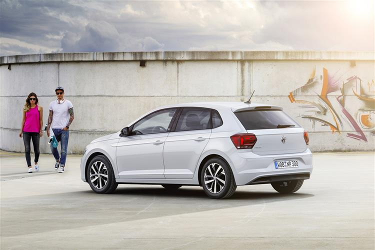 Volkswagen Polo 1.0 TSI 110 SEL 5dr Petrol Hatchback