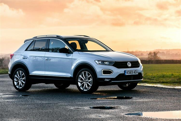 New Volkswagen T-Roc 1.6 TDI SE 5dr Diesel Hatchback for Sale ...