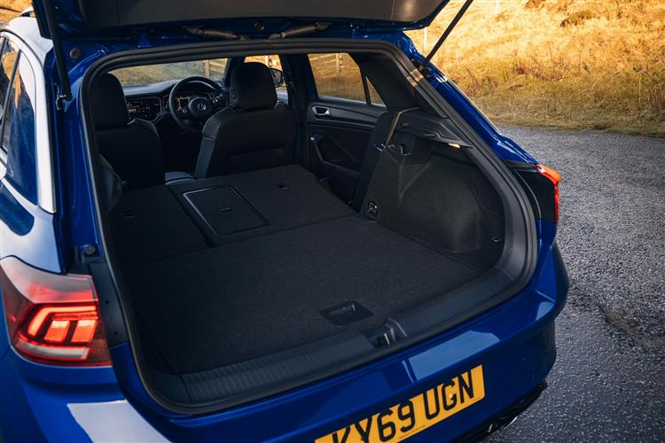 Volkswagen T-ROC 2.0 TSI R 4MOTION 5dr DSG