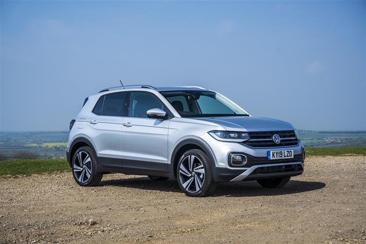 Volkswagen T-CROSS DIESEL ESTATE 1.6 TDI SEL 5dr