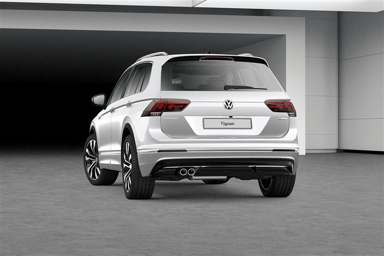 Volkswagen TIGUAN 2.0 TDi BMT 150 SEL 5dr DSG